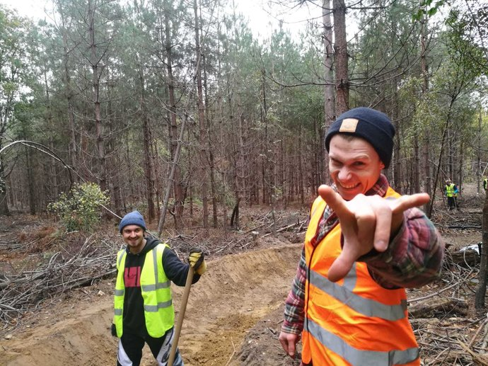 Swinley Trail Update & Volunteer Days 2019